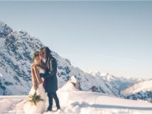 What to Wear for a Winter Wedding