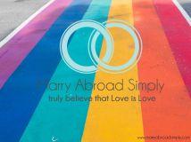 LGBTQ friendly wedding locations for International Couples