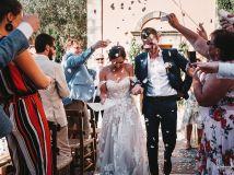 Rustic Wedding Abroad in Crete & Covid-19
