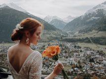 Colourful Castle Wedding in Austria