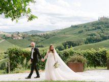 Vineyard Wedding in Piedmont