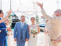 Unique Greek Island Wedding