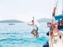 Fun Wedding Abroad in Greece