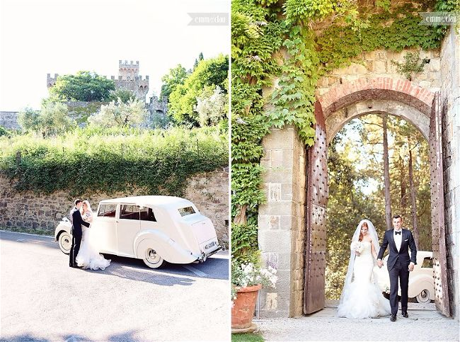 Glam Events in Tuscany Wedding Planner Italy
