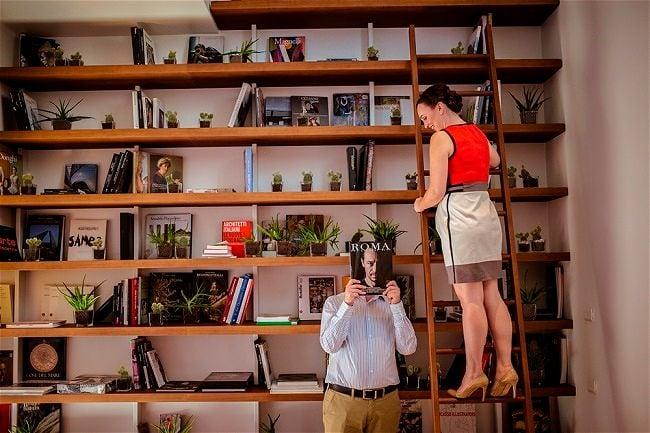 Kelly & Alex Pre-Wedding Photography Rome // 3 Devents Event Planning // David Bastiannoni Photography