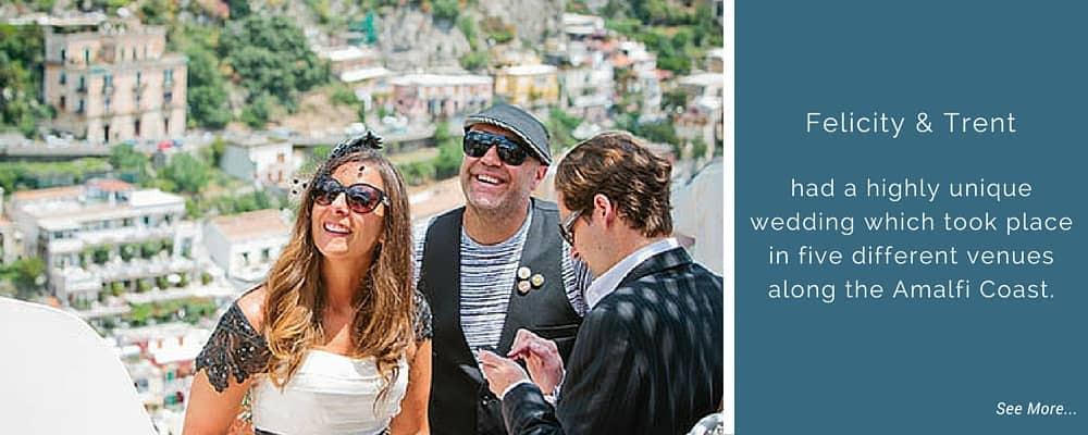 Felicity & Trents wedding in Italy // Hayden Phoenix Photography