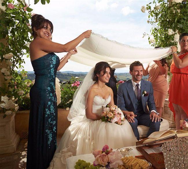 Wedding Planner Movie Cast: Chic Wedding At Antica Fattoria Di Paterno