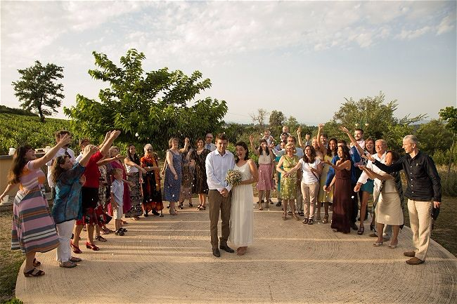 Ambelonas Corfu Unique Vineyard Wedding Venue