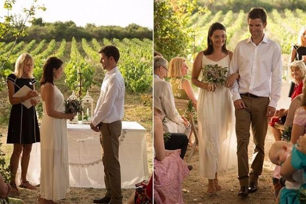 Ambelonas Corfu - Unique Vineyard Wedding Venue