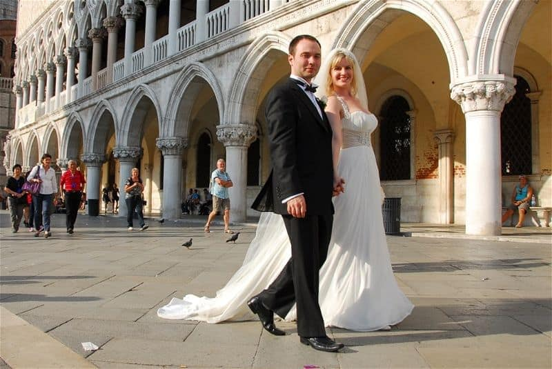 Amy & Kevin's Venice Wedding // Infinity Wedding & Events