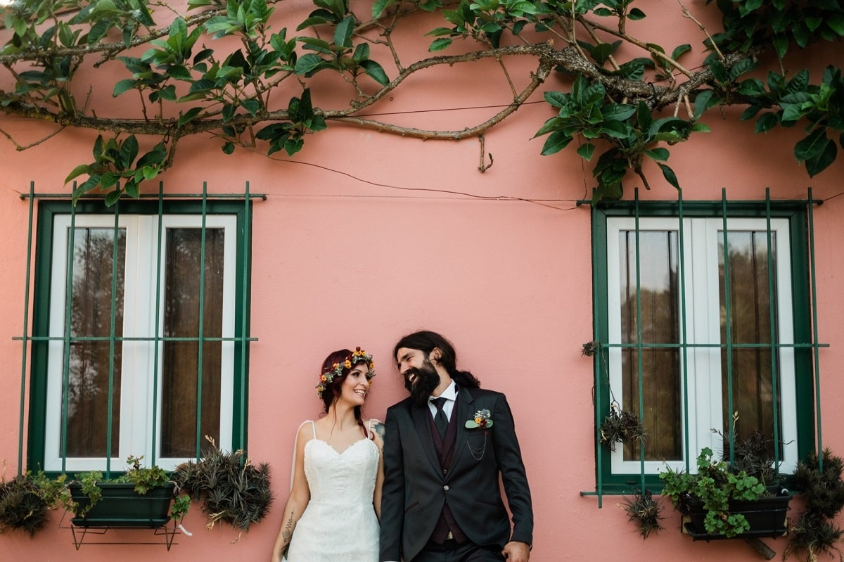 Isabel & Joel's Wedding in Portugal - Ana Pastoria Photography