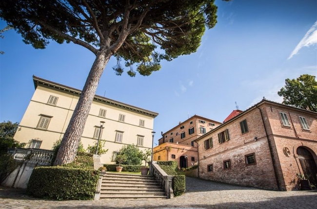 Borgo Bucciano Wedding Villa & Hamlet Tuscany Italy - member of the Destination Wedding Directory by Weddings Abroad Guide