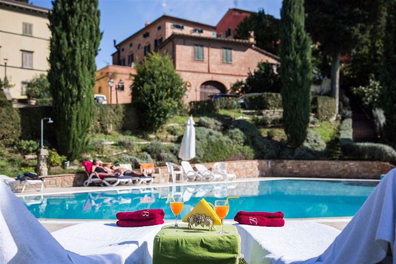 Borgo Bucciano Wedding Villa & Hamlet Tuscany Italy - member of the Destination Wedding Directory by Weddings Abroad Guide