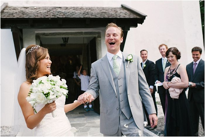 Caroline & Andrew's Summer Wedding in Zell am See // Schloss Prielau // Claire Morgan Photography