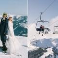 Caroline & Joe's Winter wedding in Austria // Schloss Prielau // Claire Morgan Photography