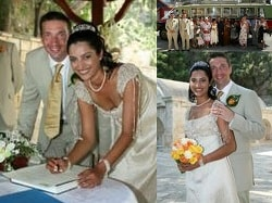 Cyprus Real Wedding Asfhan & Guy weddingsabroadguide.com