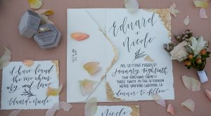 6 DIY Wedding Invitation Ideas