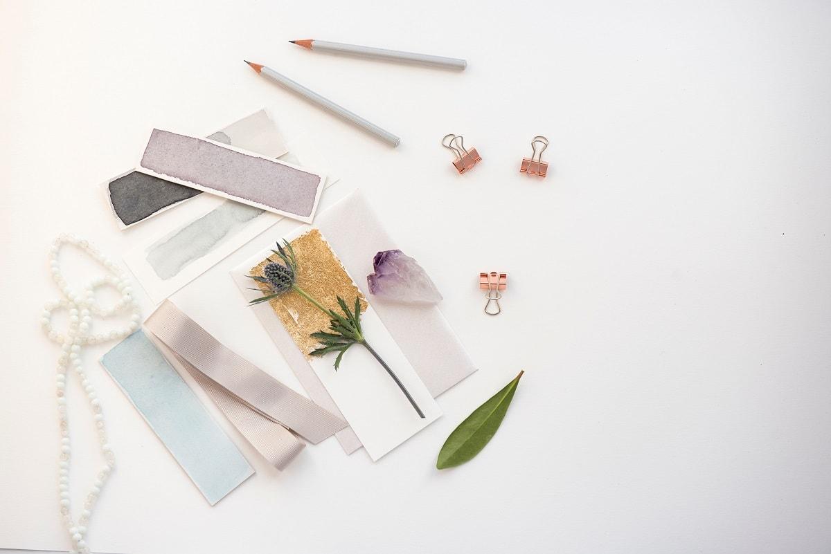 Add a Splash of Watercolour to DIY Wedding Invitation