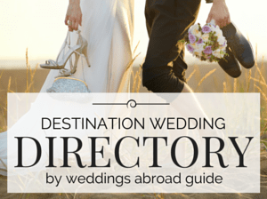 Join the Destination Wedding Directory by Weddings Abroad Guide (FB)