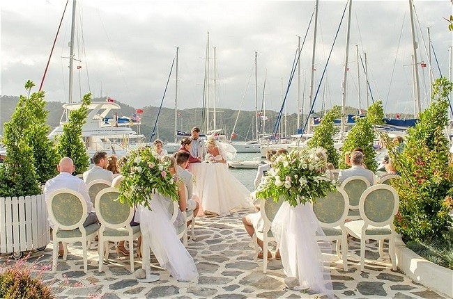 EGG Ltd Wedding Planner Turkey