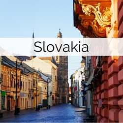 Information on getting married in Slovakia