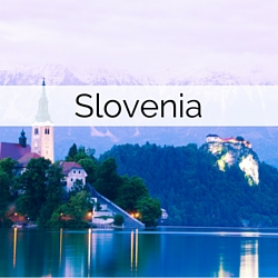 Information on getting married in Slovenia