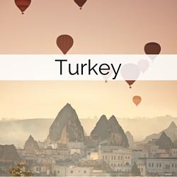 Information on getting married in Turkey