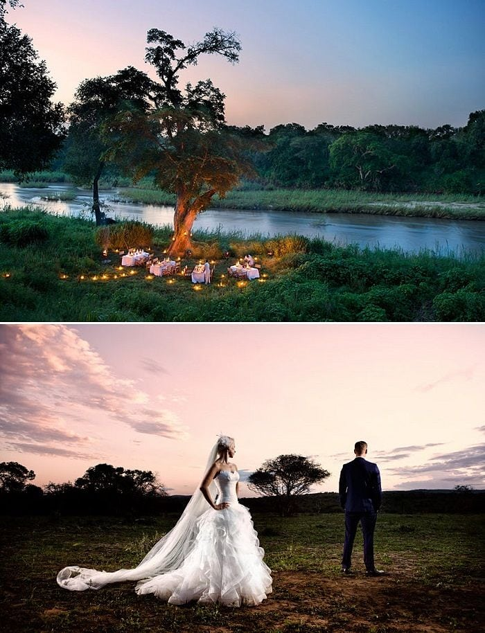 Destination Wedding in South Africa Mini Guide by Event Affairs - Game reserve - photography .Africa Discovery / Greg Lumley