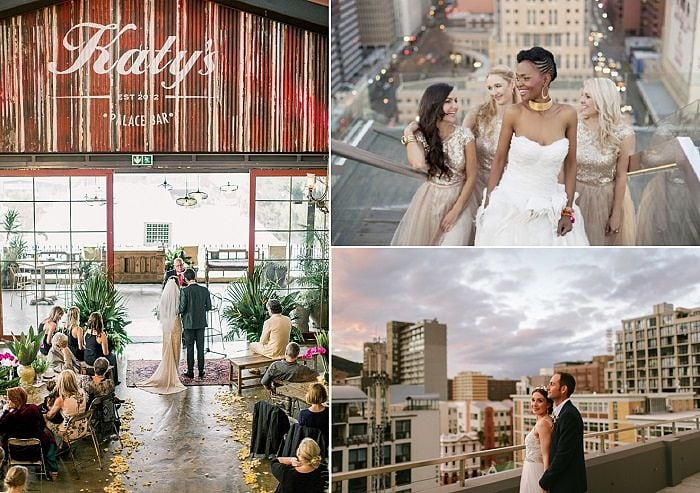 Destination Wedding in South Africa Mini Guide by Event Affairs - City -photography Clareece Smit / As Sweet As Images / Justin Davis