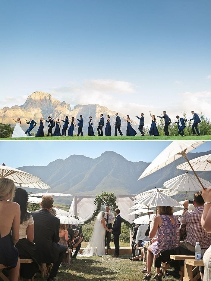 Destination Wedding in South Africa Mini Guide by Event Affairs - Mountains - photography by Kristi Agier / Susie Le Blond