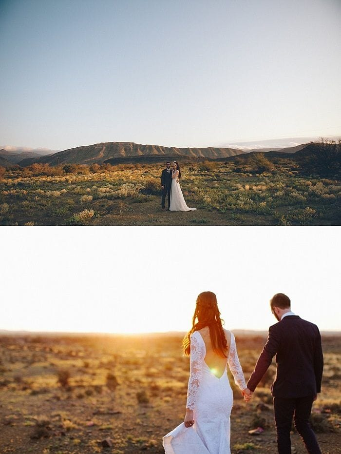 Destination Wedding in South Africa Mini Guide by Event Affairs - Karoo - photography LoveMadeVisible / Justin Davis