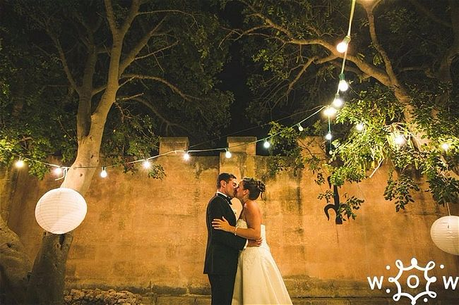 Castello Zamitello - Malta Wedding specialists Wed Our Way provide their Top Tips for the Best Wedding Venue Malta has to offer. They look at the five best wedding reception venues in Malta and tell you why they stand out from the rest | WedOurWay | weddingsabroadguide.com