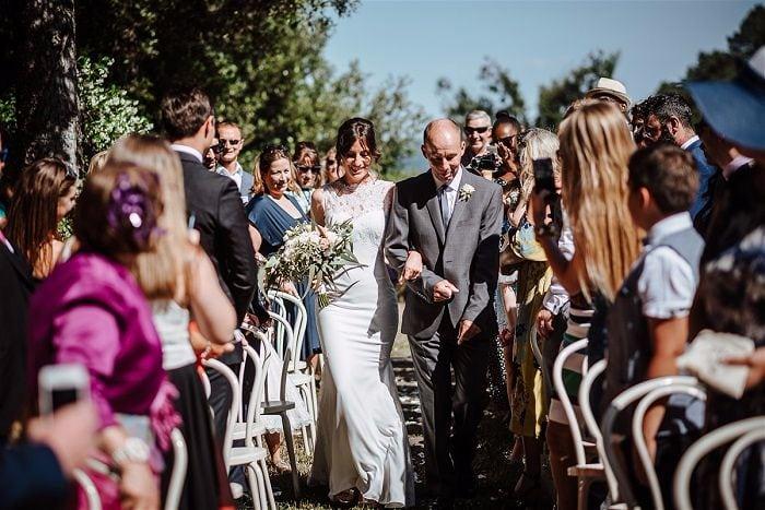 Joanna & Ciro's Real Wedding in Italy Photography - Tuscanywed - Matteo Innocenti Venue Valle Di Badia Wedding Hamlet in Tuscany