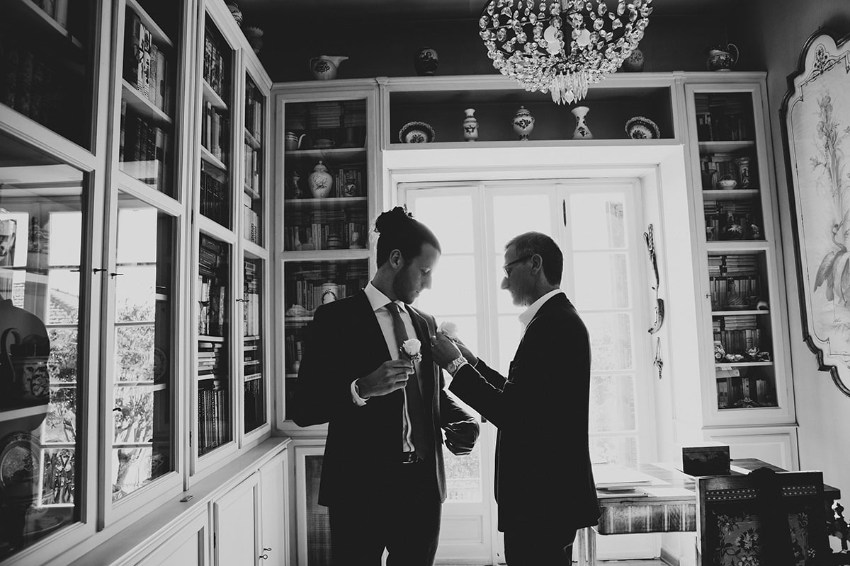Laura & Claudio's Castle Wedding in Italy Real Wedding Story, Photography by Benni Carol Photography