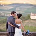 Reshma & Christopher's Wedding in Tuscany // Infinity Weddings // Alfonso Longobardi Photography