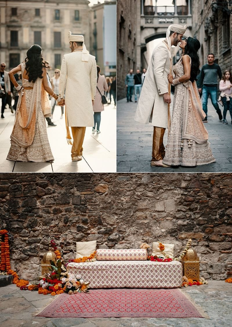 Cost of a Wedding in Spain a Guideline by Barcelona Brides. Can Magi Wedding Photography And I Love You So