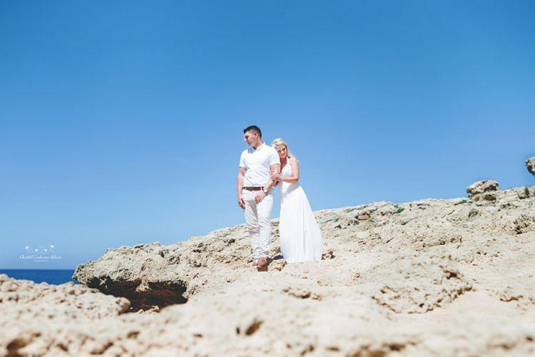 Pauline & Paul's Wedding in Cyprus // Chantal Lachance-Gibson Photography