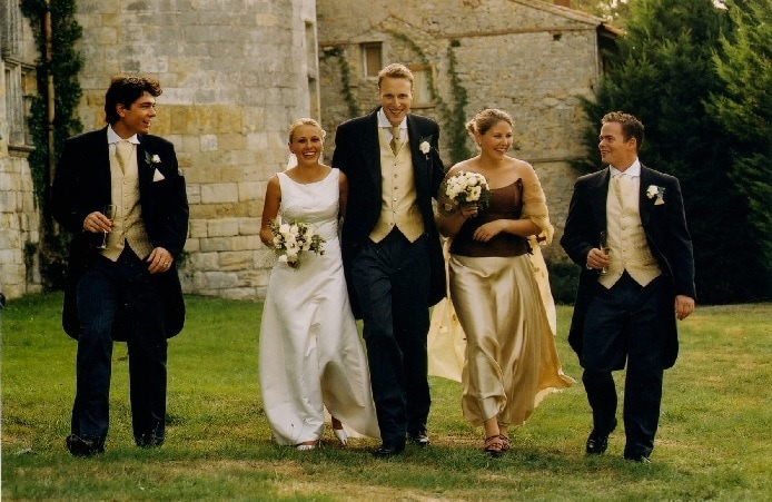 Planning A Wedding Abroad Yourself Weddings Guide
