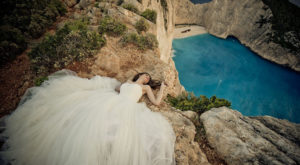 Polina & Ian's Beach wedding in Zante (Zakynthos) // Zante Weddings by Tsilivi Travel // Nick Kontostavlakis