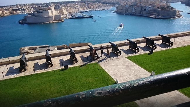 Saluting Battery Wedding Ceremony Venue Malta -Malta Destination Wedding Guide | Wed Our Way Wedding Planner Malta | image via tripadvisor