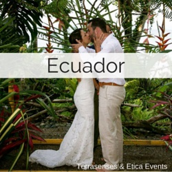 Getting Married in Ecuador Guide // Image Terrasenses & Etica Events