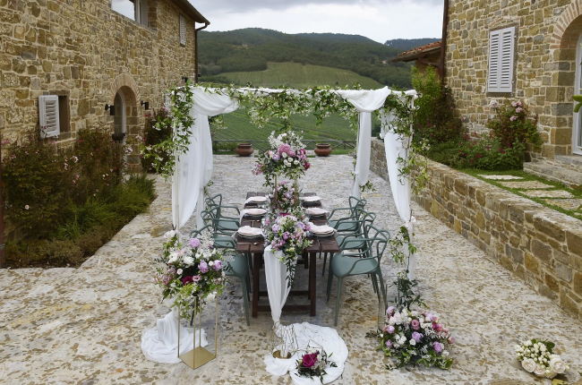Tenuta di Carleone Wedding Venue in Tuscany Italy - The Luxury Elopement | Valued Member Weddings Abroad Guide Supplier Directory