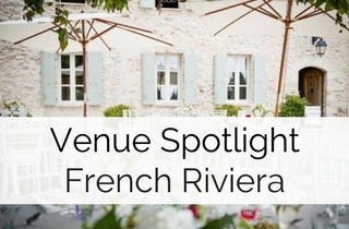 Venue Spotlight - Wedding Venues on the French Riviera