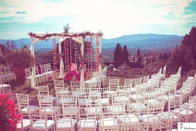 Villa Pitiana Wedding Villa In Tuscany