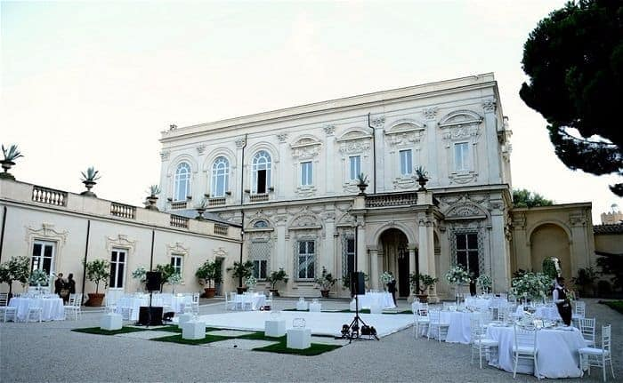 Italy Villa Weddings - What you Need to Know
