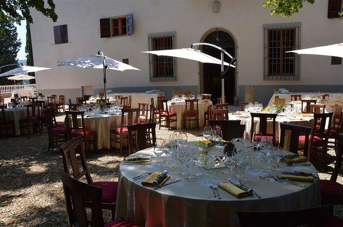 Villa d'Arte Agri Resort Wedding Villa near Florence, Tuscany, Italy