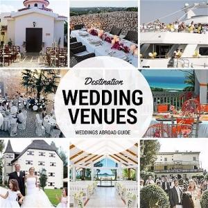 Downloadable Wedding Abroad Venue Checklist