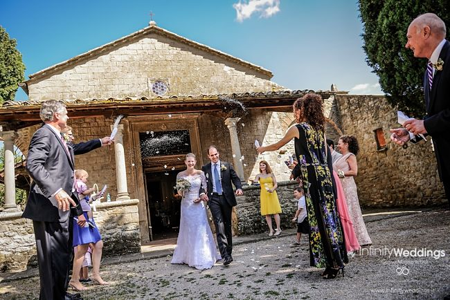 Wedding in Cortona by Infinity Weddings & Events - weddingsabroadguide.com