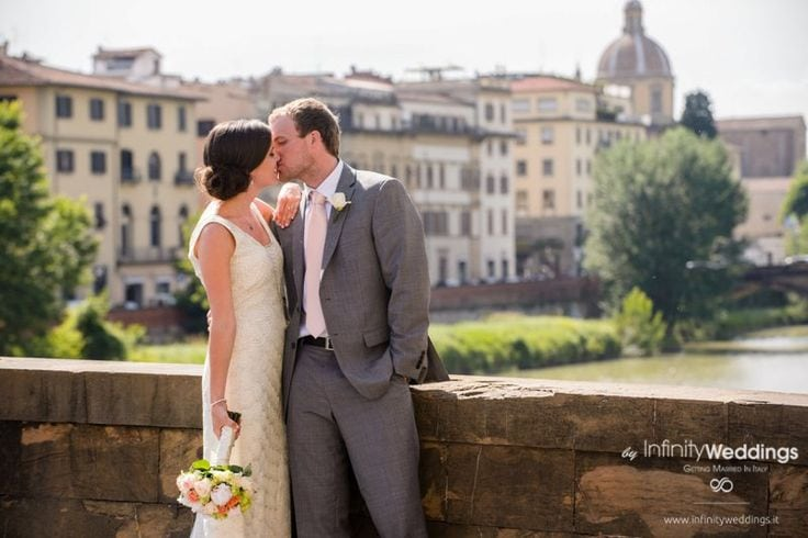 Wedding in Florence by Infinity Weddings & Events - weddingsabroadguide.com