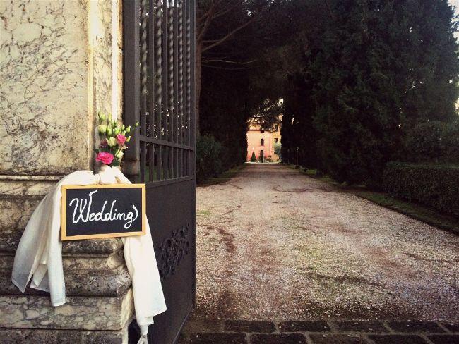 Zia Cathy's Unique wedding venue Italy